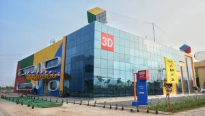 Think3D's 3D Printing Facility in Vizag