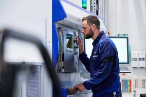 The BMW Group opened its Additive Manufacturing Campus for business.