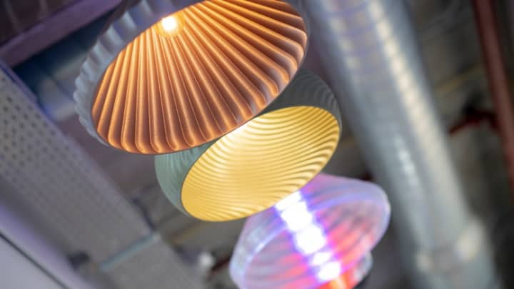 3D Printed Luminaires Launched By Signify In India