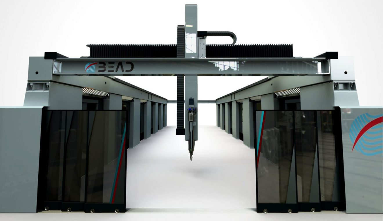 Siemens supports the partnership of CEAD and Belotti, making large scale additive and subtractive manufacturing accessible for the industry