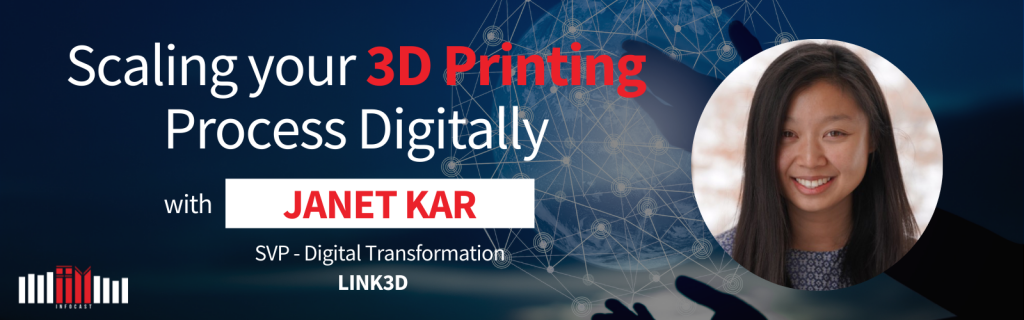 Scaling your 3D Printing Process Digitally