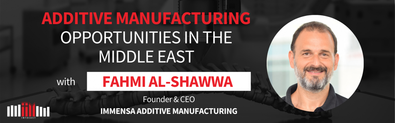 Additive Manufacturing Opportunities in the Middle East
