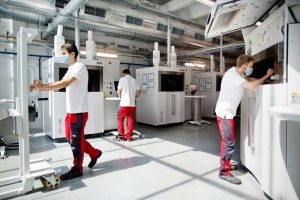 Materialise & EOS First to Supply PA-FR Parts as Airbus Onboards New 3D Printing Technology