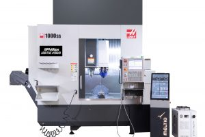 Phillips Machine Tools creates affordable Additive Hybrid Solution
