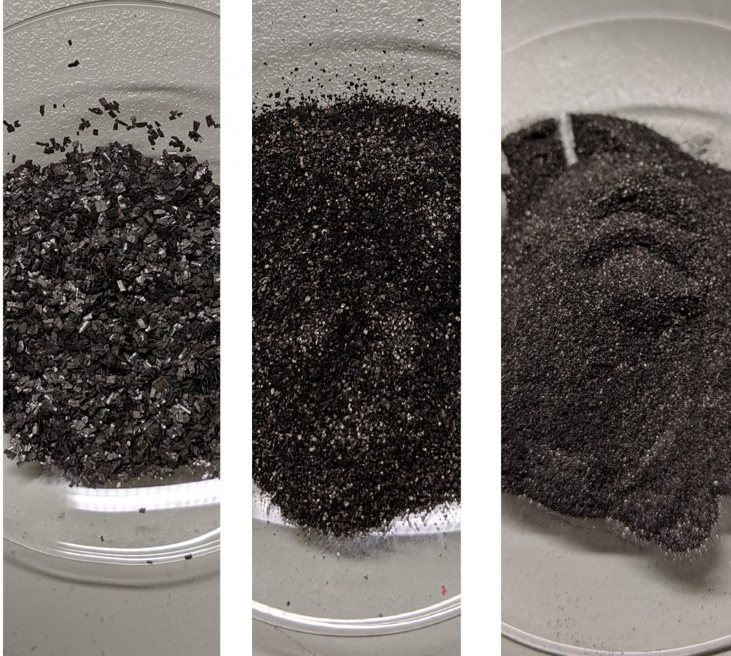 New tungsten alloy in powder form suitable for 3D printing