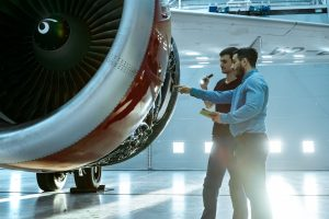 ARCI researchers develop process to use laser DED for aircraft engine repair