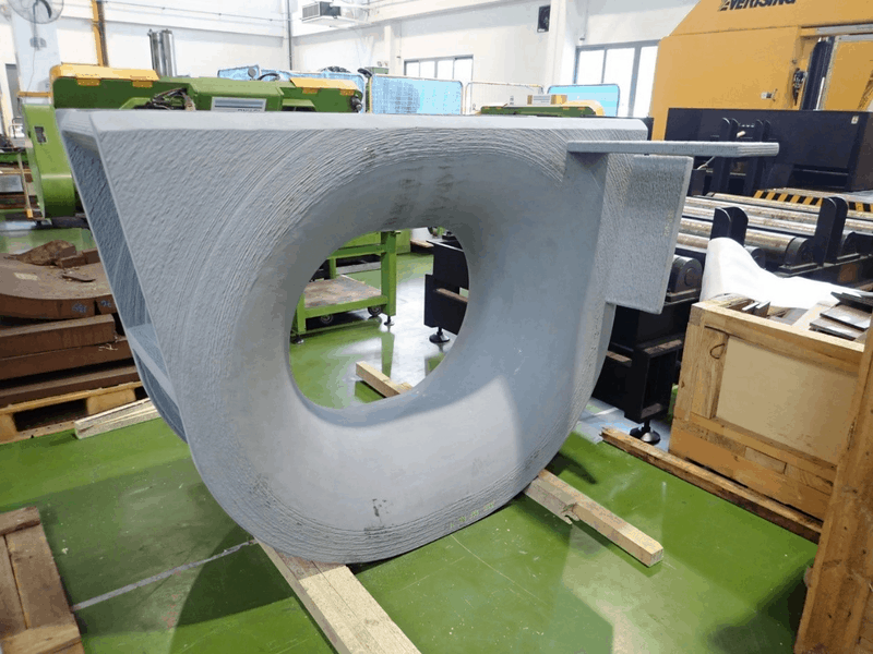 Keppel receives DNV verification certificate for the world's largest 3D printed shipboard fitting
