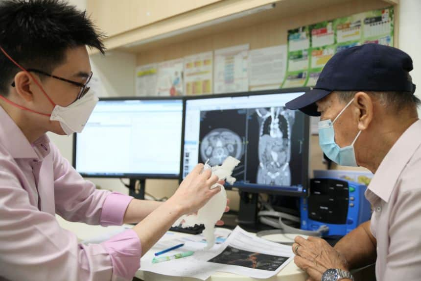 In-house 3D printing service helps improve surgery, consultations at TTSH