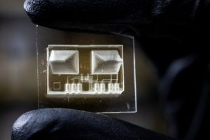 BYU researchers have developed lab-on-a-chip devices using 3D Printers