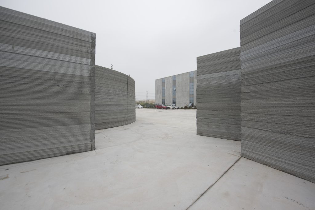 Concrete 3D Printing: A Global Overview